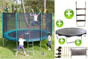 piece trampoline